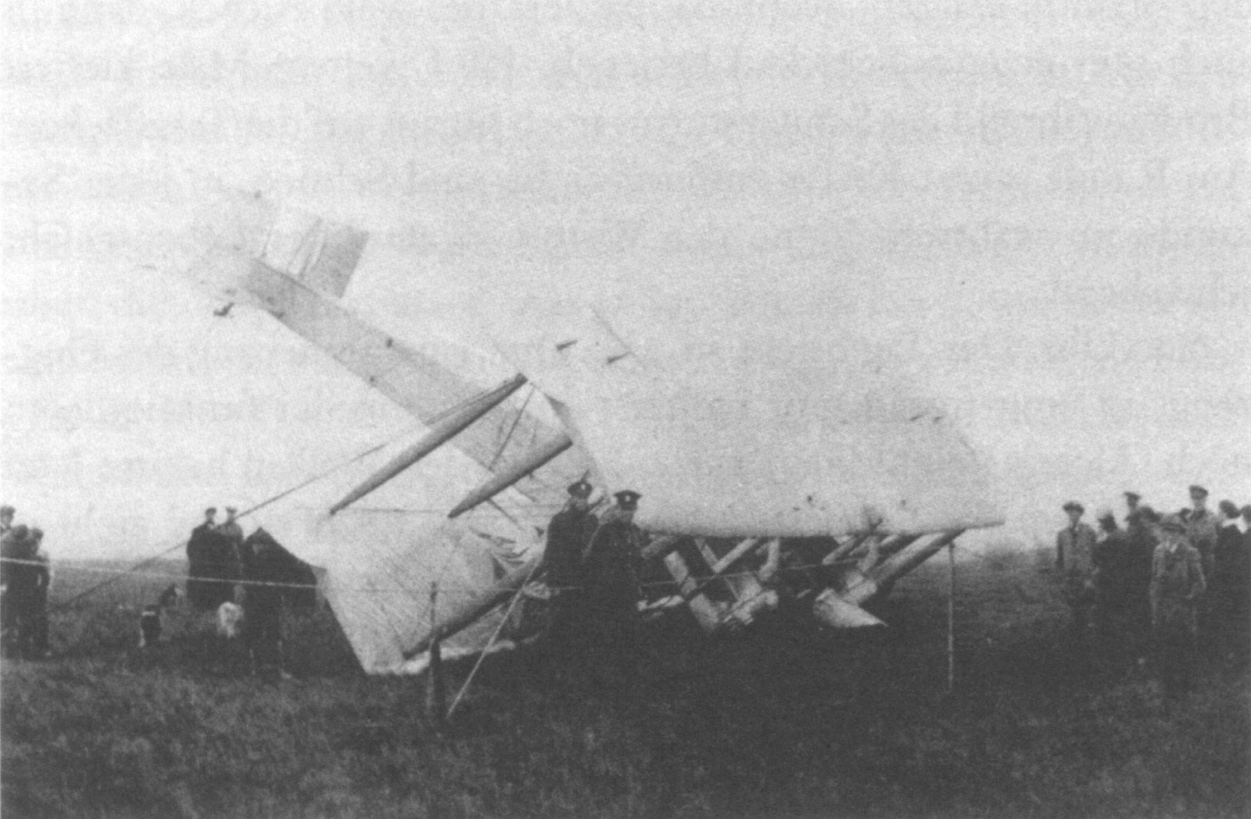 Alcock-Brown-crash-land in Clifden